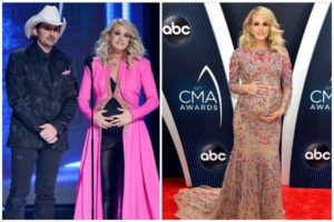 Carrie Underwood Reveals Gender