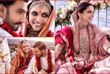 Inside Pics: Deepika and Ranveer's Sangeet, Mehendi and Wedding Is Pure Love and Happiness