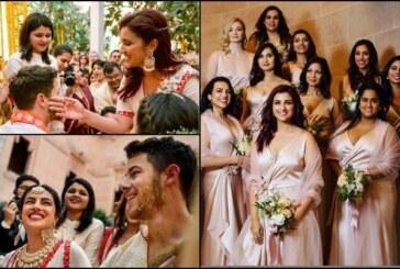 Here Is What Priyanka Chopra's Husband Nick Jonas Gifted Parineeti Chopra For 'Joota Chupai'