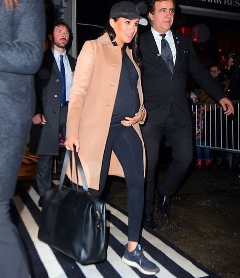 Serena Williams Amal Clooney Meghan Markle