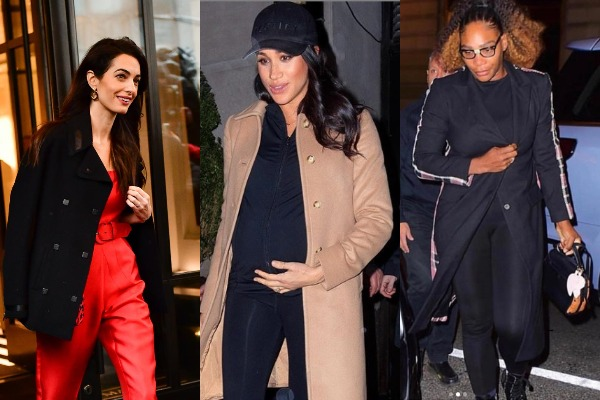 Serena Williams and Amal Clooney Spent $450,000 On Meghan Markle's Baby Shower