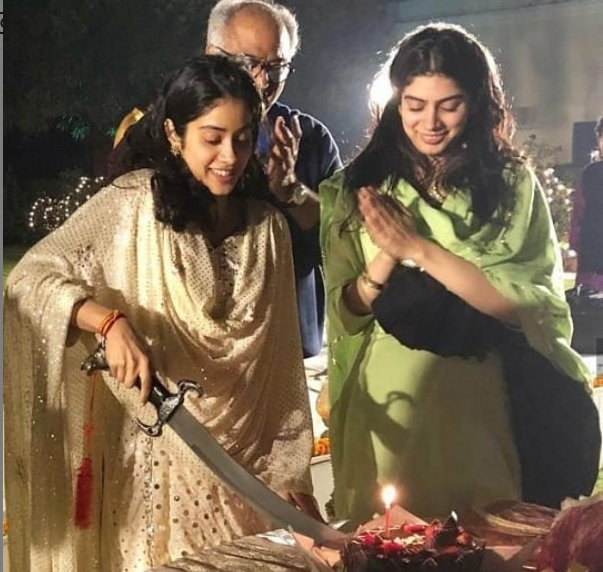 Janhvi Kapoor 22nd Birthday